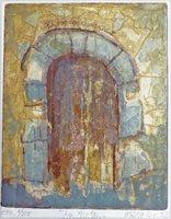 La porte, 9x12, 400,-