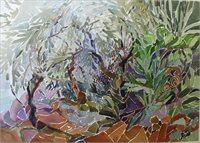 Olivenlund, 50x36 kr. 3.000,-