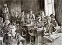 Klassen år 1900
